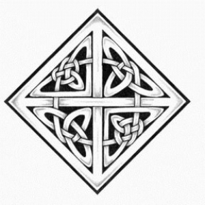 second section 14 100 a square celtic tattoo. Black Bedroom Furniture Sets. Home Design Ideas
