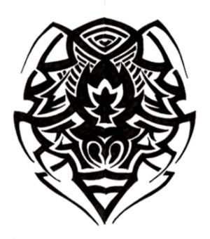 Native Tribal Tattoo Designs